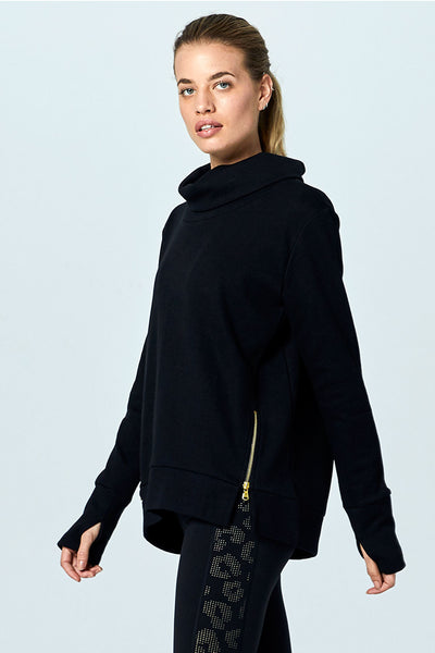 Clement Sweater - Black