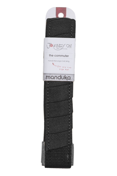 Manduka The Commuter - Black - Sculptique