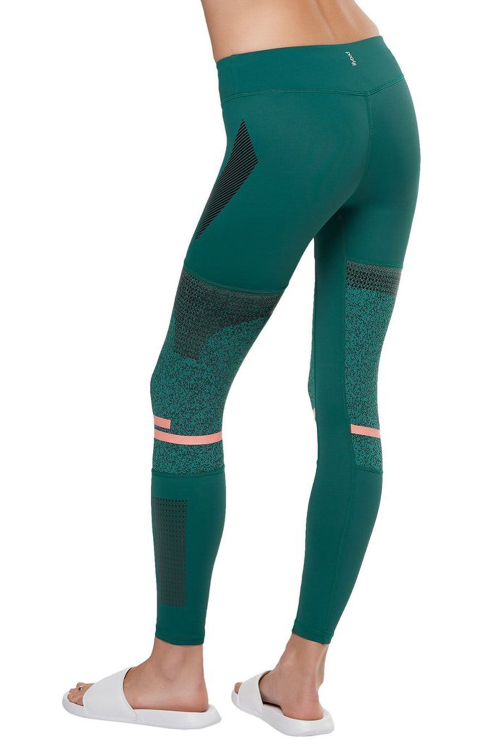 Lilybod Frankie Legging - Deep Teal - Sculptique