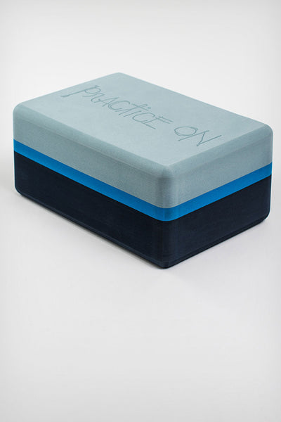Recycled Foam Yoga Block - Cueva Azul
