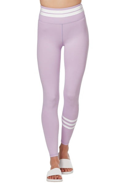 Giselle Legging - Lilac Frost