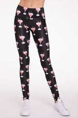 GS Pink Cocktail Long Legging