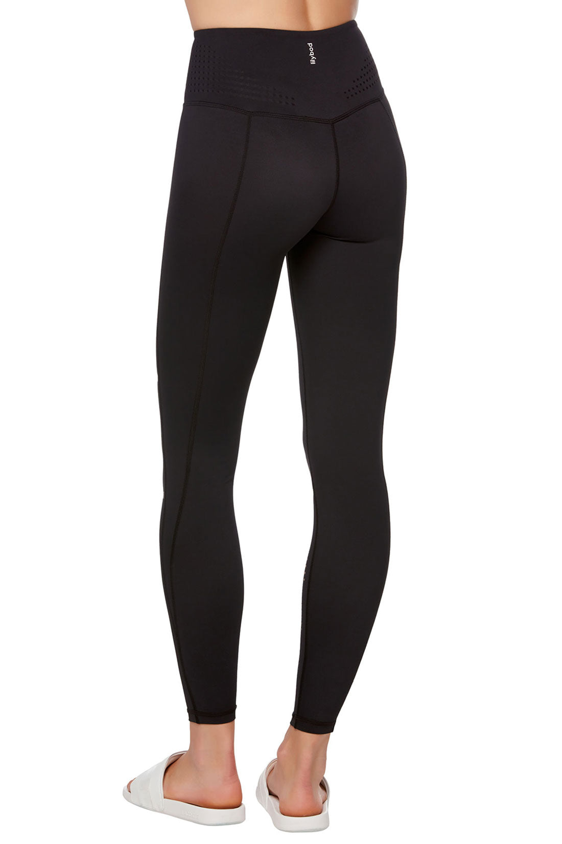 Heidi Legging - Ultra Carbon