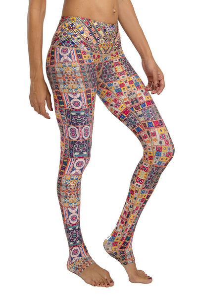 Niyama Sol Inca Endless Legging - Sculptique