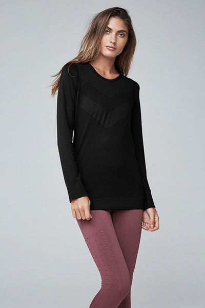 Kirby Long Sleeve - Black