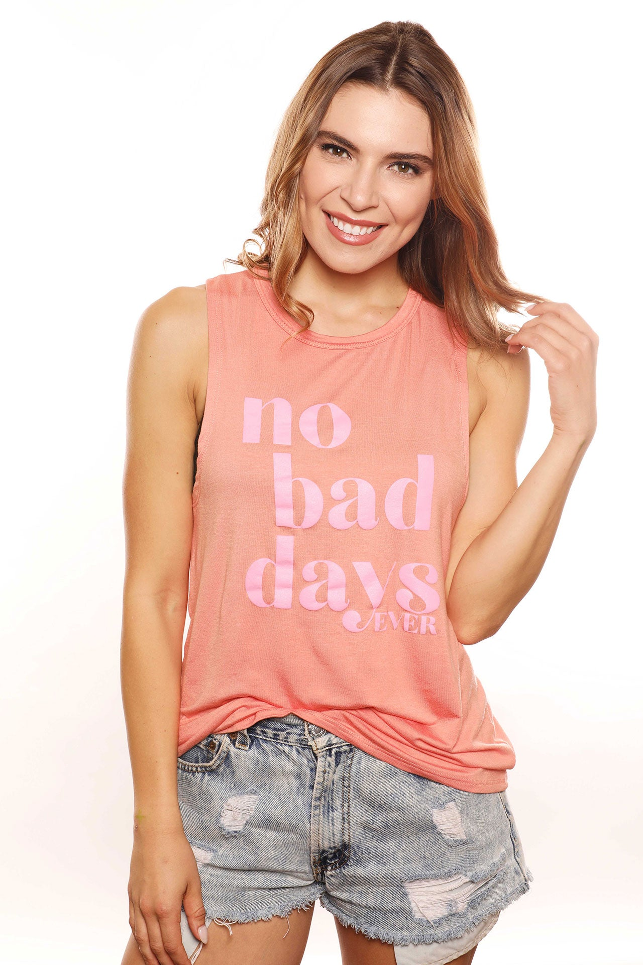 No Bad Days Ever Tank