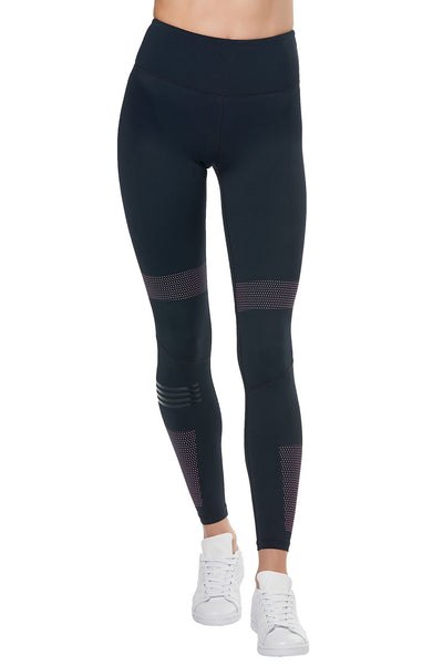 Polly Legging - Blue Graphite