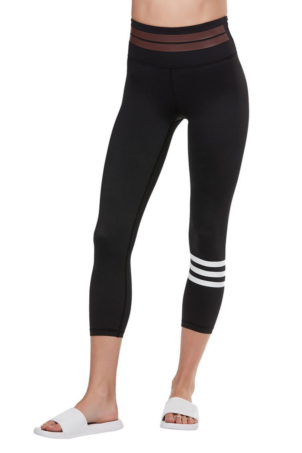 Remi Legging in Black. - size S (also in L,M,XS) Beach Riot