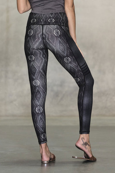 Moss Slice Legging