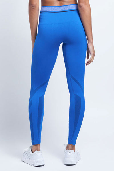 LNDR Tempo Leggings - Blue - Sculptique