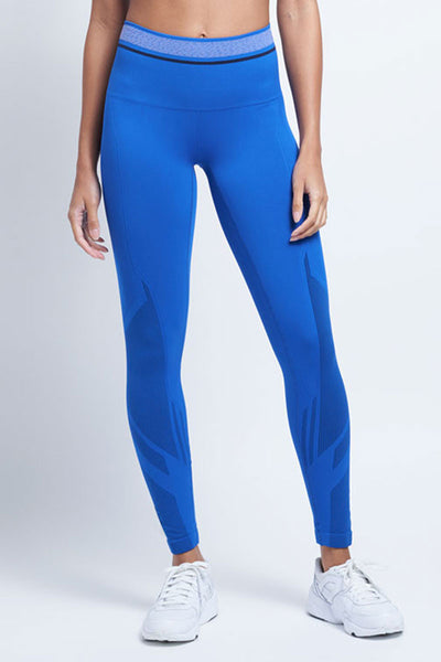 Tempo Leggings - Blue