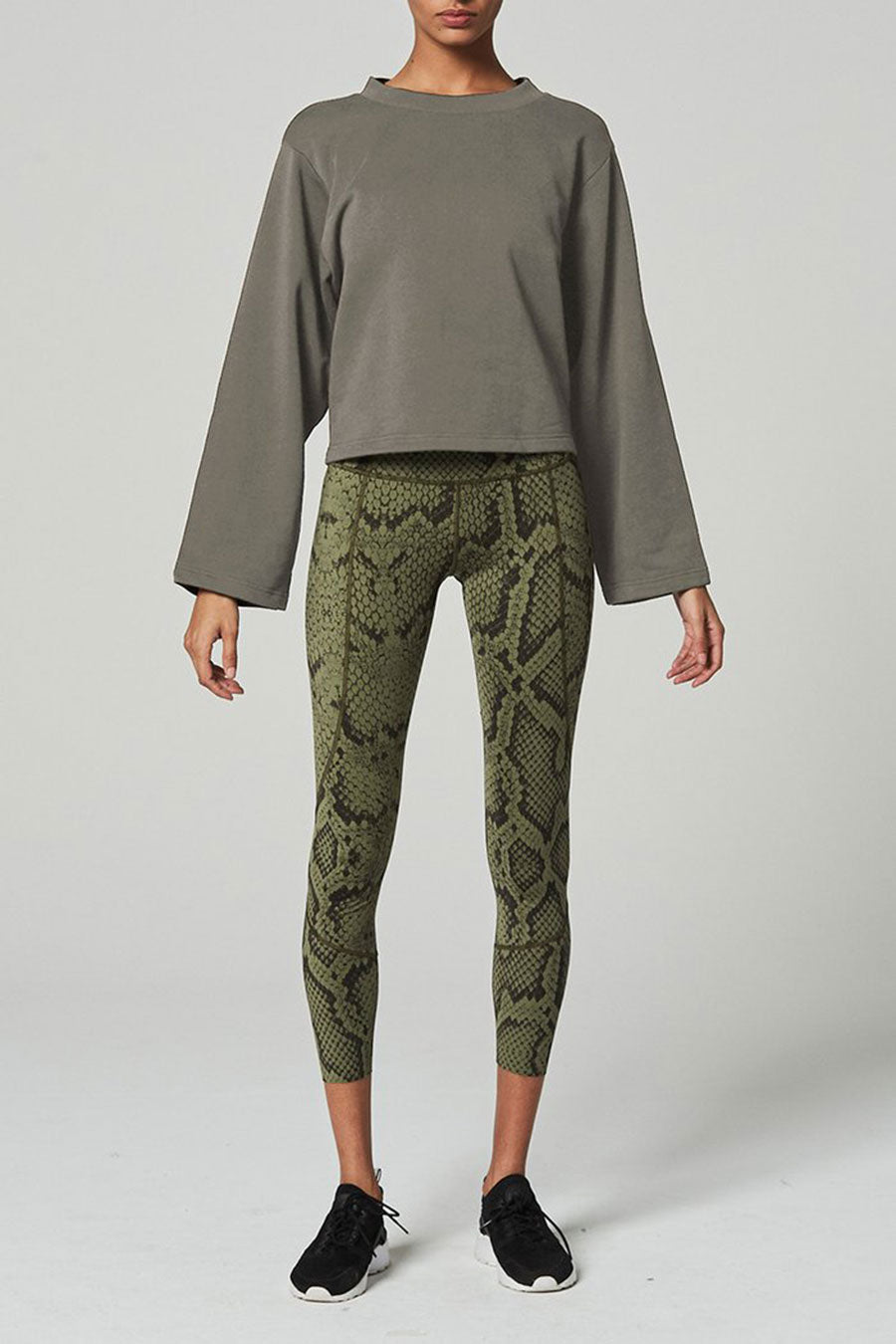 Weymouth Sweat - Olive