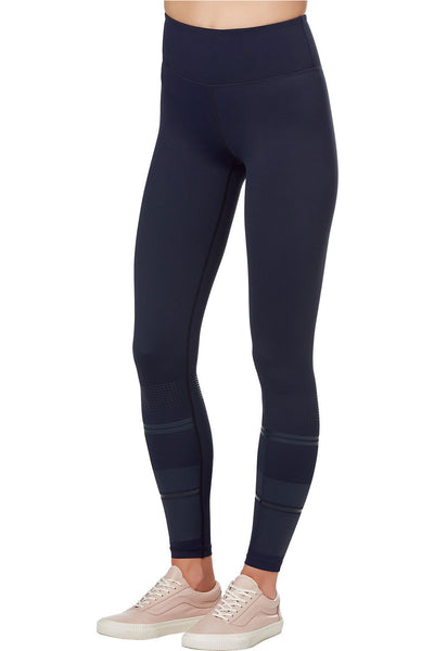 Zhalee Legging - Blue Graphite