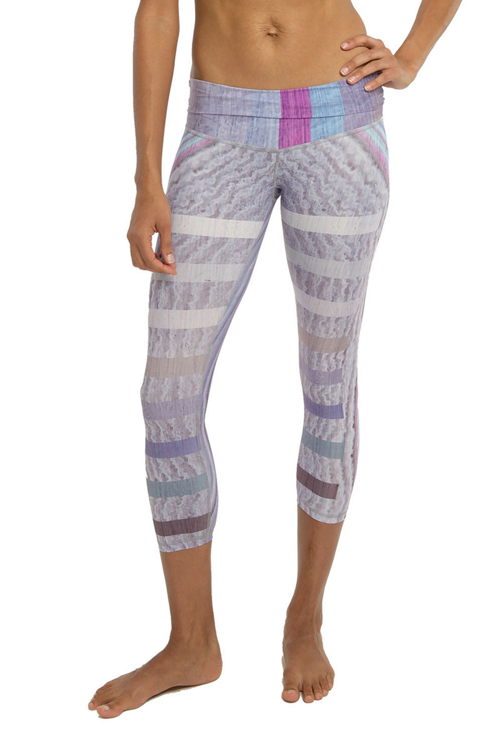 Niyama Sol Zulu Beachcomber Legging - Sculptique
