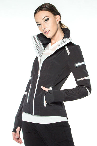 Blanc Noir Adapt Jacket - Sculptique