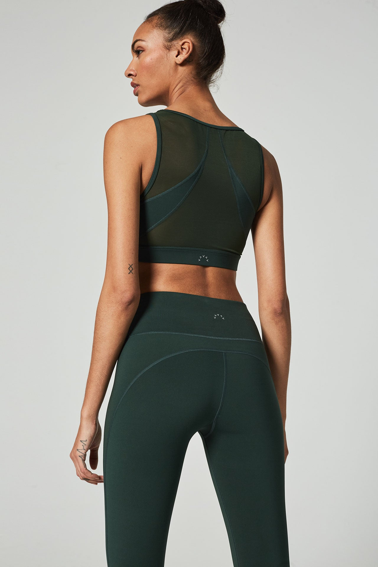 Varley Ainsley Tight - Green - Sculptique