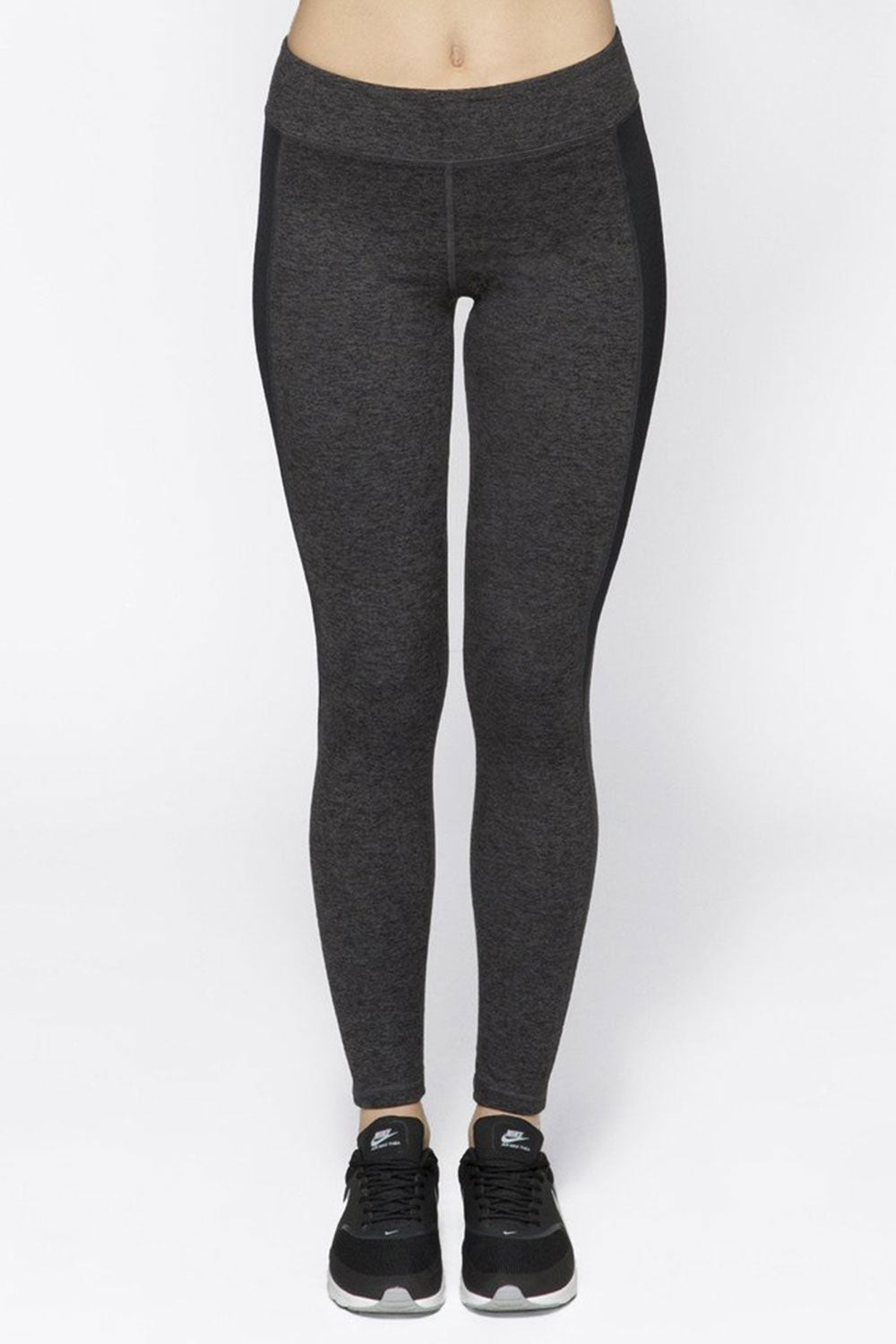Alala All Day Tight - Charcoal - Sculptique