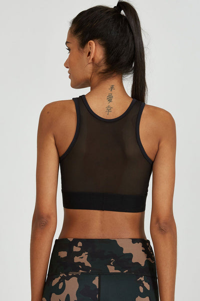 Noli Yoga Aria Bra - Combat - Sculptique