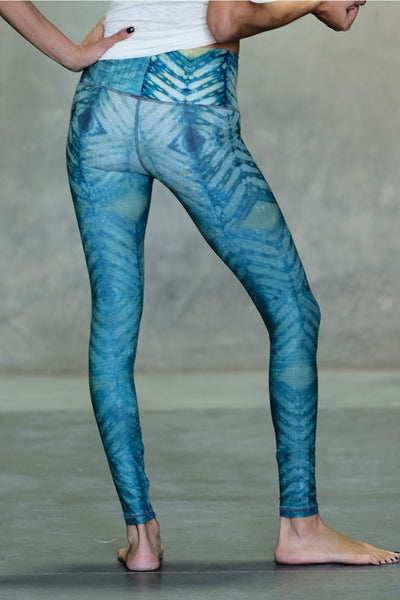Sea Glass Barefoot Legging