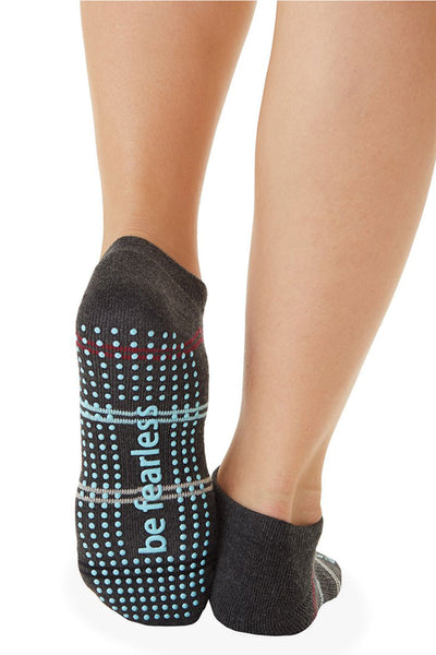 Be Fearless Harper Grip Socks