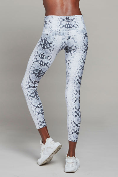 Varley Biona Tight - Monochrome Snake - Sculptique