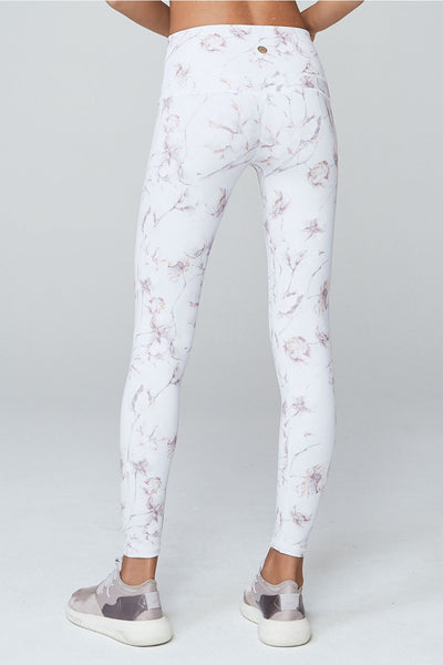 Varley Biona Tight - Multi Floral Print - Sculptique