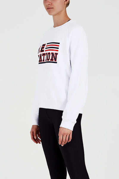 PE Nation Blacktop Sweat - Sculptique