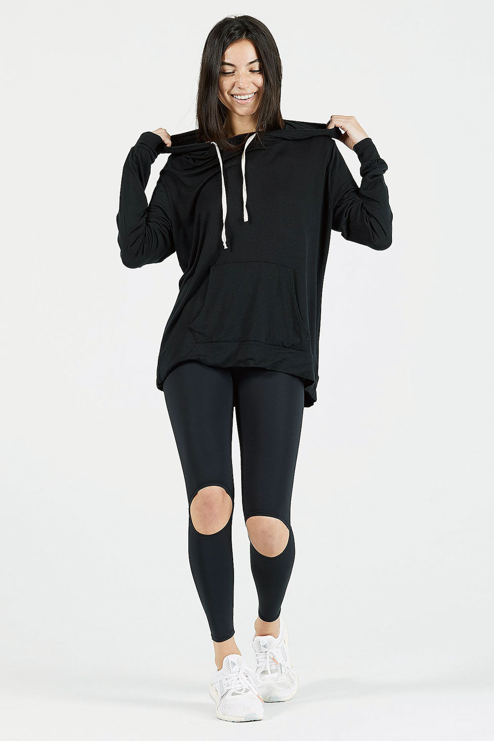 Joah Brown Bungalow Hoodie - Sculptique