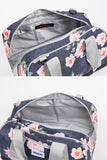Vooray Burner Gym Duffel - Rose Navy - Sculptique