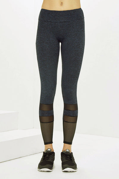 Lanston Carson Block Ankle Legging - Sculptique