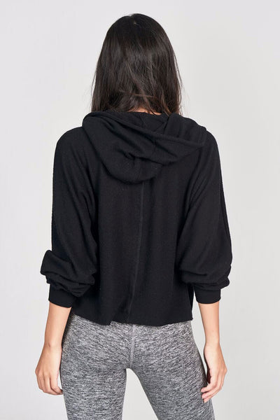 Joah Brown Cocoon Hoodie - Sculptique