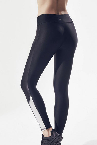 Lanston Deelan Side Block Legging - Sculptique