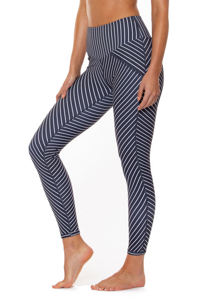 Earning Stripes 7/8 Legging