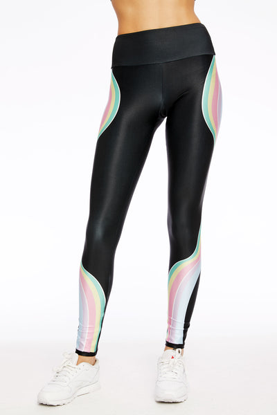 Easter Stroke Long Legging