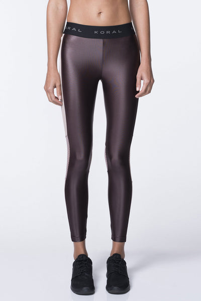 Emblem Cropped Legging