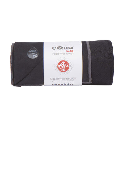 Manduka eQua Hold Mat Towel - Sculptique
