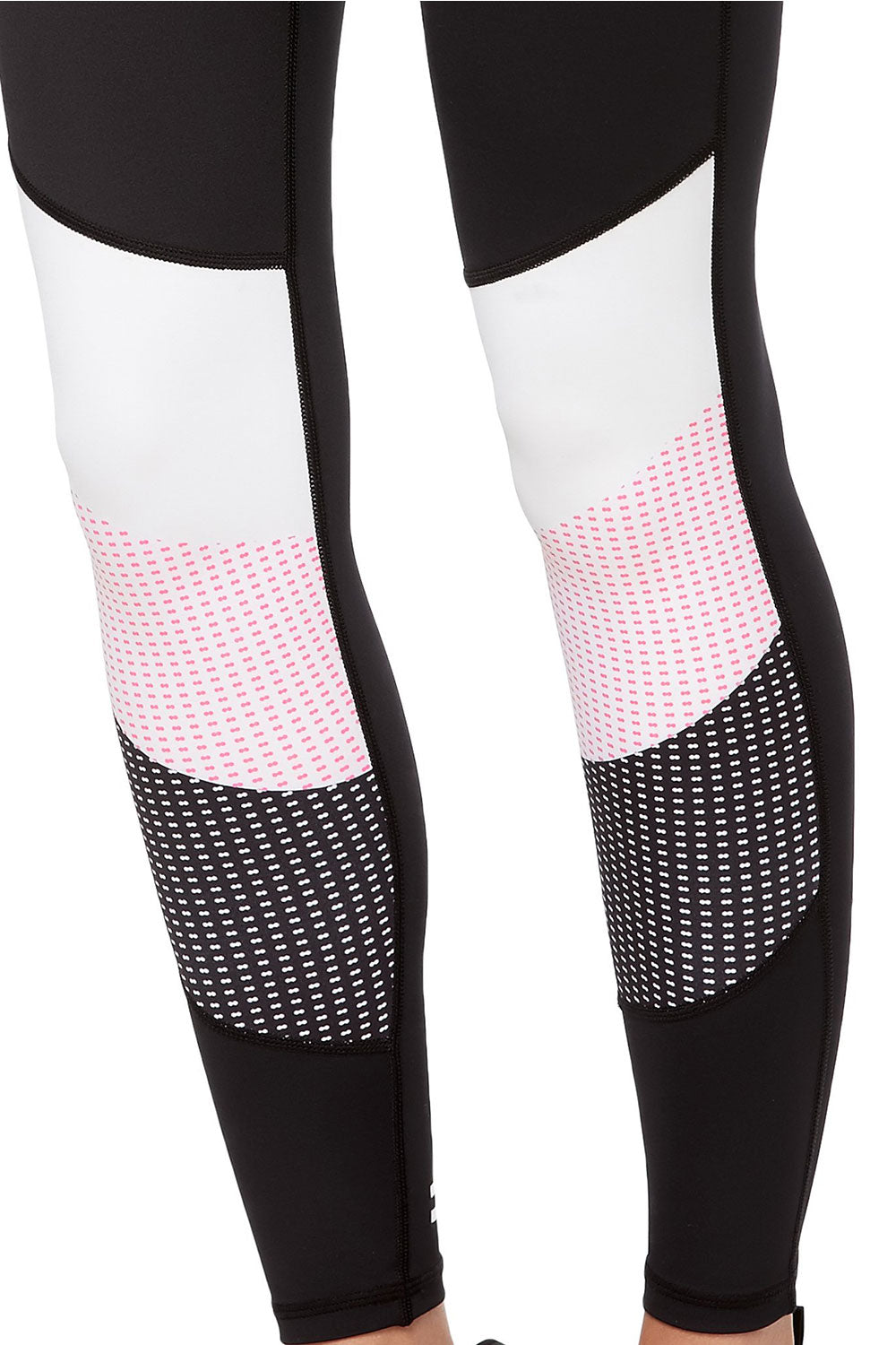 Evie Legging - All Star Pink