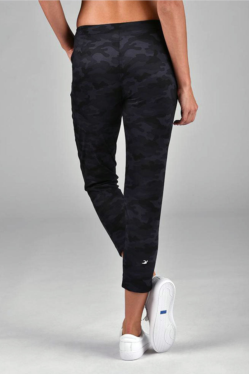 Glyder Fare Crop Pant - Camo - Sculptique