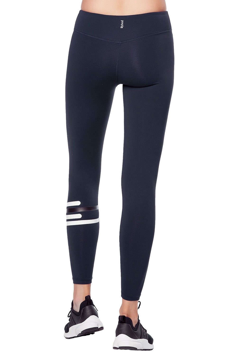 Lilybod Fleur Legging - Midnight Zero - Sculptique