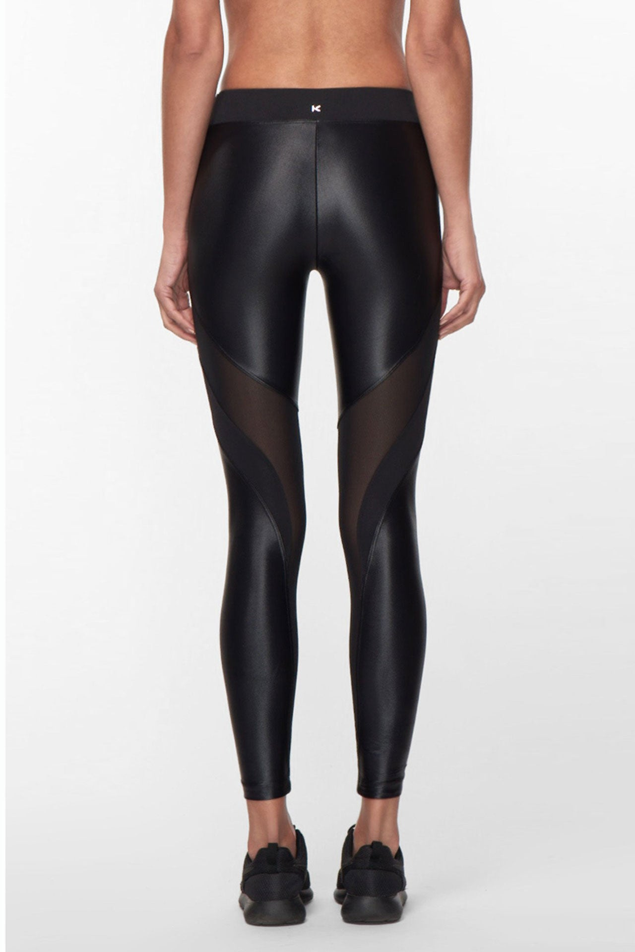 Koral Frame Legging - Black - Sculptique