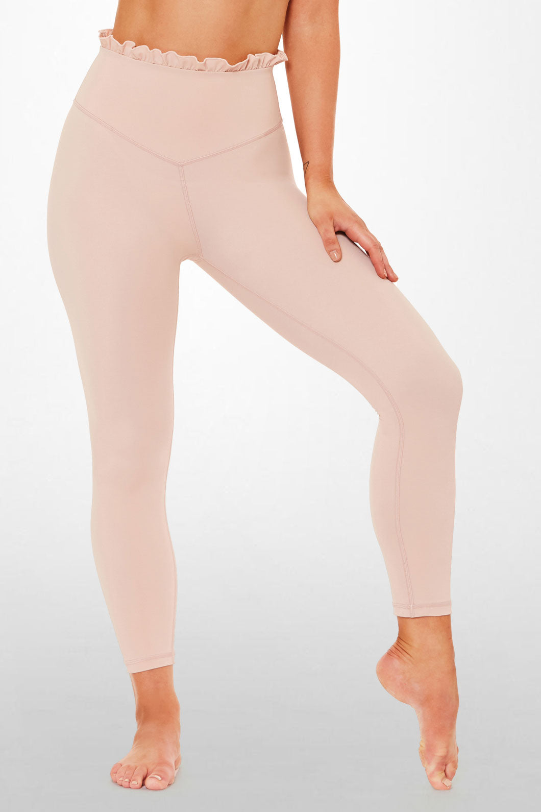Frill Me 7/8 Length Legging