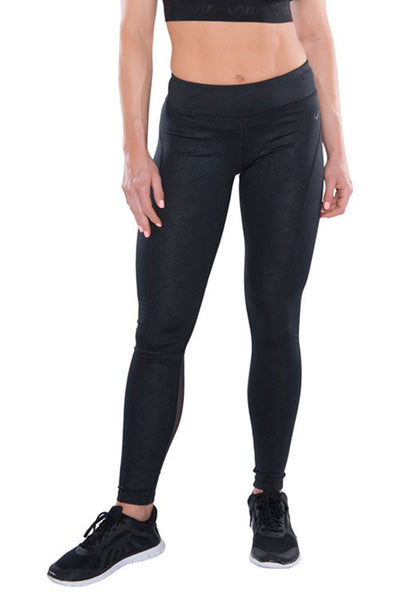 GIZMO PANT - Breaking Point Embossed Black