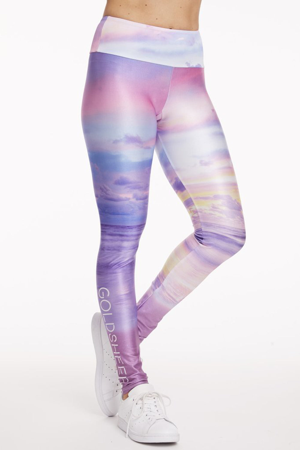 Grecian Sunset Long Legging
