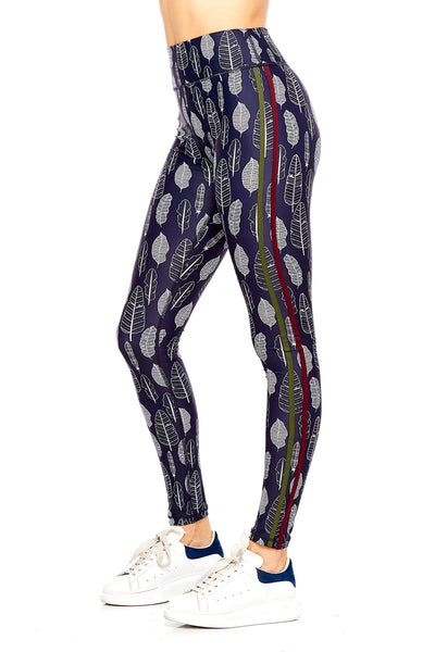 Gypsy Feather Dance Pant