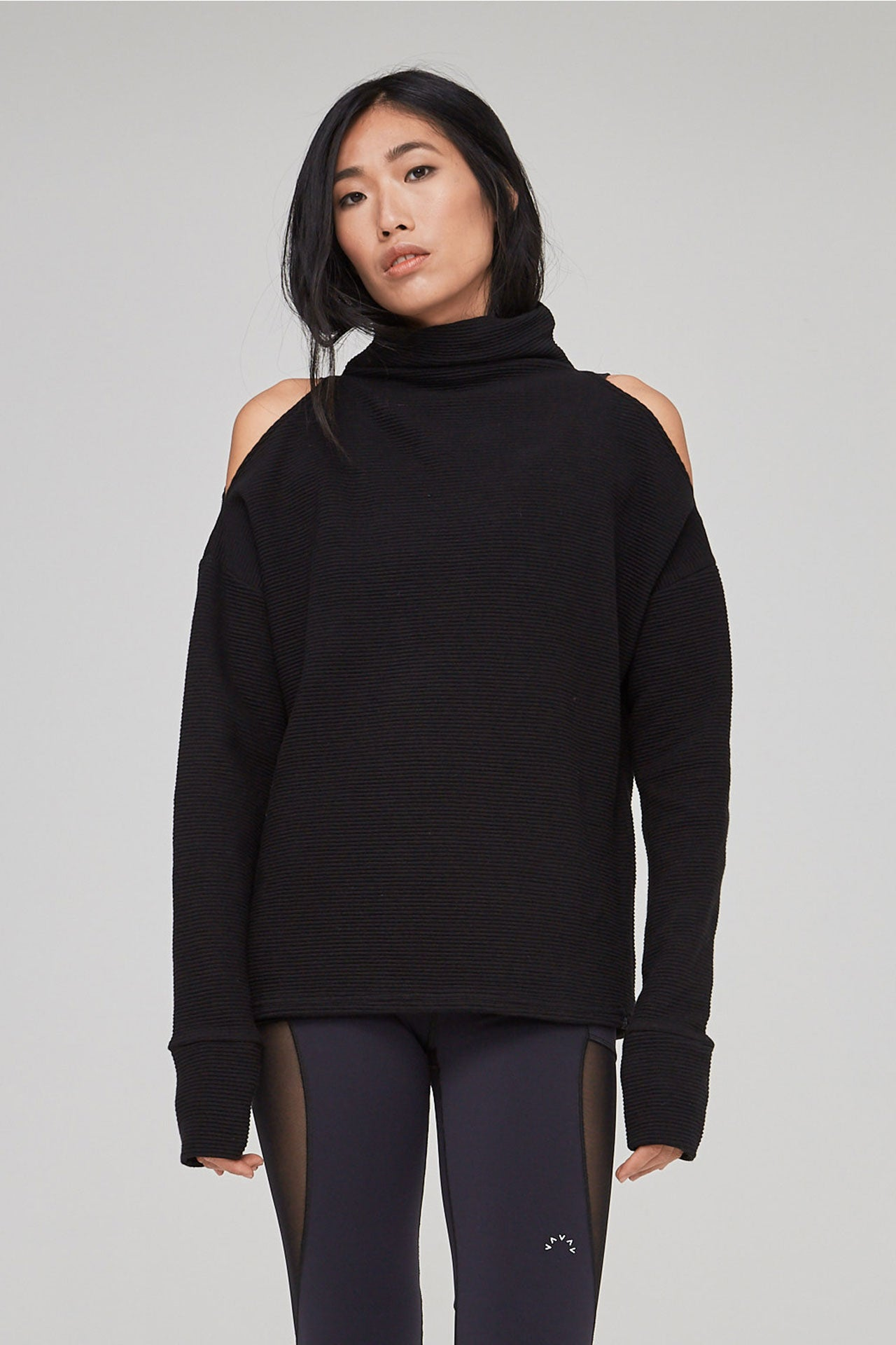 Hampton Sweat - Black
