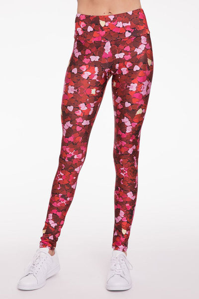 Heart Confetti Long Legging
