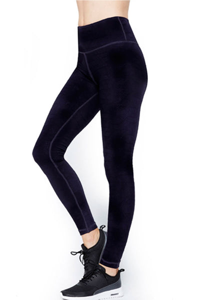 High Rise Core Pant - Navy