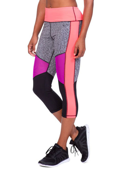 TLF HYSTERIA CAPRI - Ash Color Blocked - Sculptique