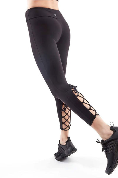 Jett Lace Back Legging