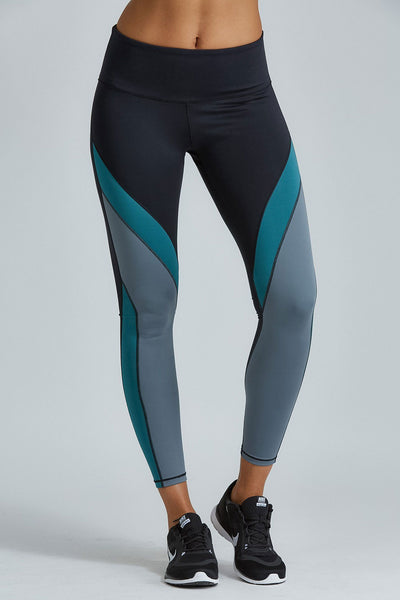Jordyn Legging - Emerald